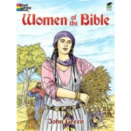 Women of the Bible (Coloring Book)