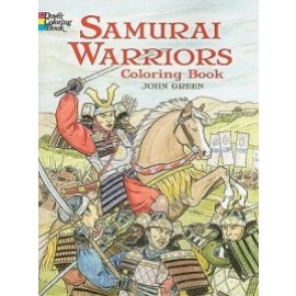 Samurai Warriors (Coloring Book)