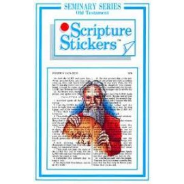 Scripture Stickers Seminary - Old Testament