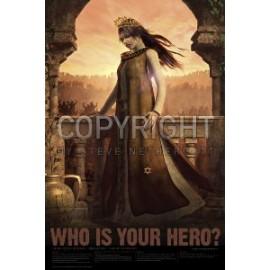 Esther, Queen of Persia 24x36 Poster