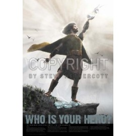The Brother of Jared 24x36 Poster