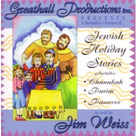 Jewish Holiday Stories - CD (Abridged)