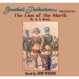 Lion of the North, The - CD (Abridged)