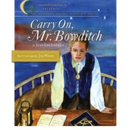 Carry On, Mr. Bowditch - CD (Unabridged)