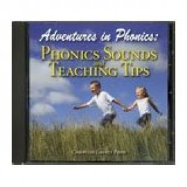 Adventures in Phonics Sounds CD