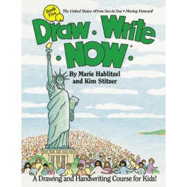Draw Write Now #5: The United States, from Sea to Sea, Moving Forward