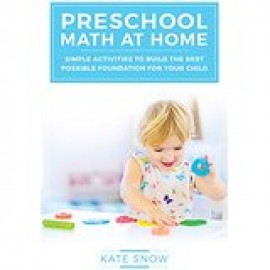 Preschool Math at Home
