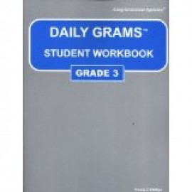 Daily Grams: Grade 3 Student Workbook