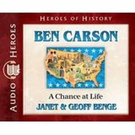 Ben Carson: A Chance at Life (Heroes of History) - CD