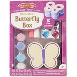 Butterfly Chest Kit: Arts & Crafts