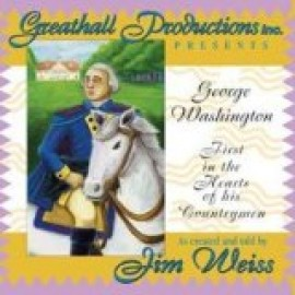 George Washington: First in the Hearts of His Countrymen - CD (Unabridged)