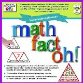 Math Fact Oh! - Multiplication & Division