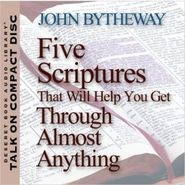 5 Scriptures That Will Help You Get Through Almost Anything - CD