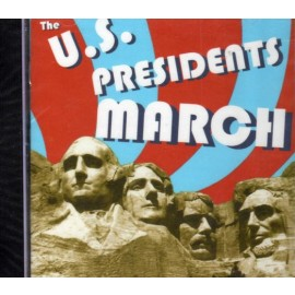 U.S. Presidents March - CD