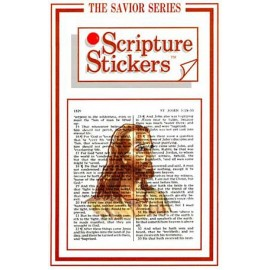 Scripture Stickers Savior Series/30 count