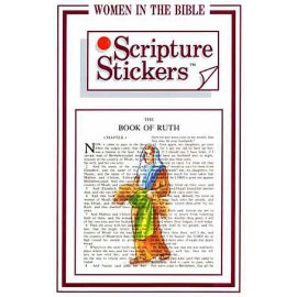Scripture Stickers Women of the Bible/25 count