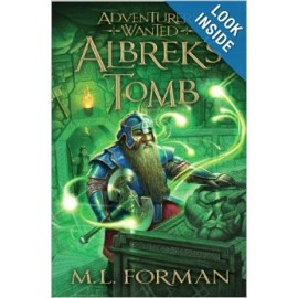Albreck's Tomb (Adventurer's Wanted #3)
