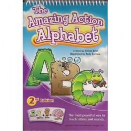 Amazing Action Alphabet Flip Chart