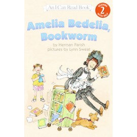 Amelia Bedelia, Bookworm (Level 2 Reader)