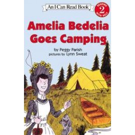 Amelia Bedelia Goes Camping (Level 2 Reader)