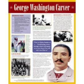 American Heritage Poster - George Washington Carver
