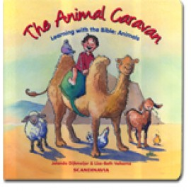 The Animal Caravan (Board Book)