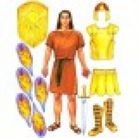 Armor of God (small) - Felt Story
