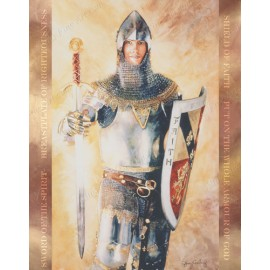 Bookmark - Armour of God