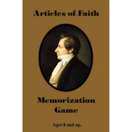 Articles of Faith Memorization Game