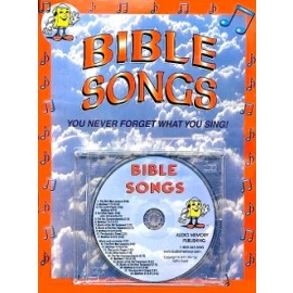 Bible Songs - CD
