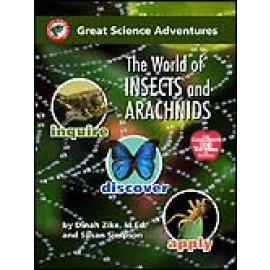 The World of Insects and Arachnids