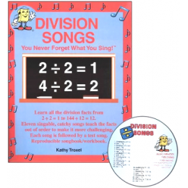 Division Songs - CD