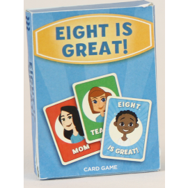 8 Is Great - Card Game