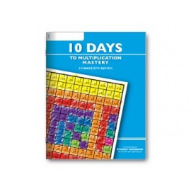 10 Days to Multiplication Mastery by Learning Wrap-Ups
