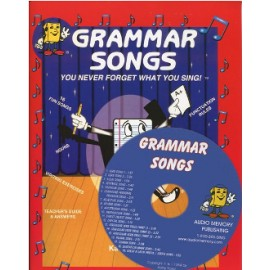 Grammar Songs - CD
