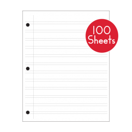 Handwriting Without Tears Grade 2-3 Regular Paper (100 sheets)