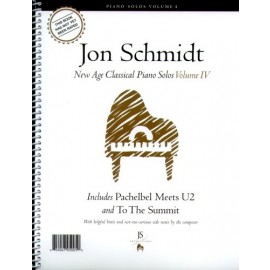 Jon Schmidt New Age Classical Piano Solos, Vol. 4