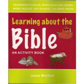 Learning about the Bible: An Activity Book