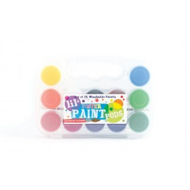 Lil' Poster Paint Pods (12 colors)