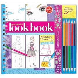 My Fabulous Look Book: Fashion Drawing Made Easy