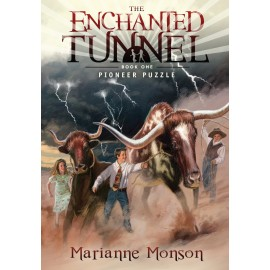 Pioneer Puzzle (The Enchanted Tunnel #1)