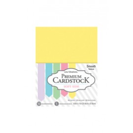 Soft Side Premium Cardstock Pad 8.5x11 (50 sheets)