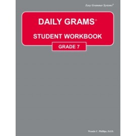 Daily Grams: Grade 7 Student Workbook