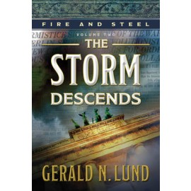 The Storm Descends (Fire and Steel #2)