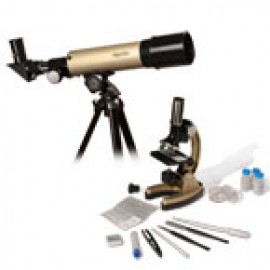 GeoSafari Telescope & Microscope Set