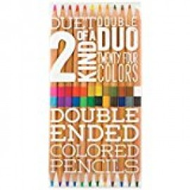 Pencil - 2 of a Kind Colored Pencils (24 Colors)