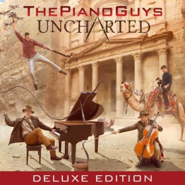 Uncharted CD/DVD Deluxe Edition