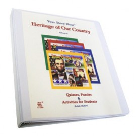 Your Story Hour - Heritage of Our Country - Activity  Book