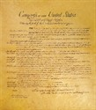 Document - The Bill of Rights (13.75x15.75)