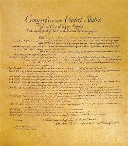 Document - Declaration of Independence (13.75x15.75)